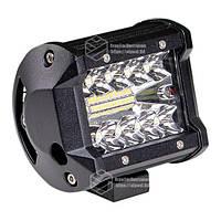 Фара LED прямоугольная 60W (20 диодов) 98 mm, фото 1