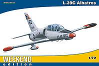 Сборная модель L-39C 1/72