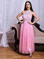 Женское нарядное вечернее платье  Класса Люкс