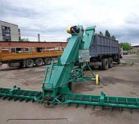 Зернопогрузчик (зернометатели) ЗМ 90