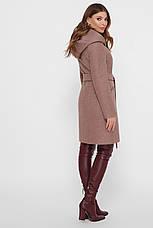 Женское пальто, в расцветках, р.42-52, фото 3