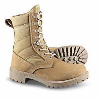 Берцы ВС Великобритании Army Desert boots, оригинал. УЦЕНКА