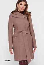 Женское пальто, в расцветках, р.42-52, фото 2