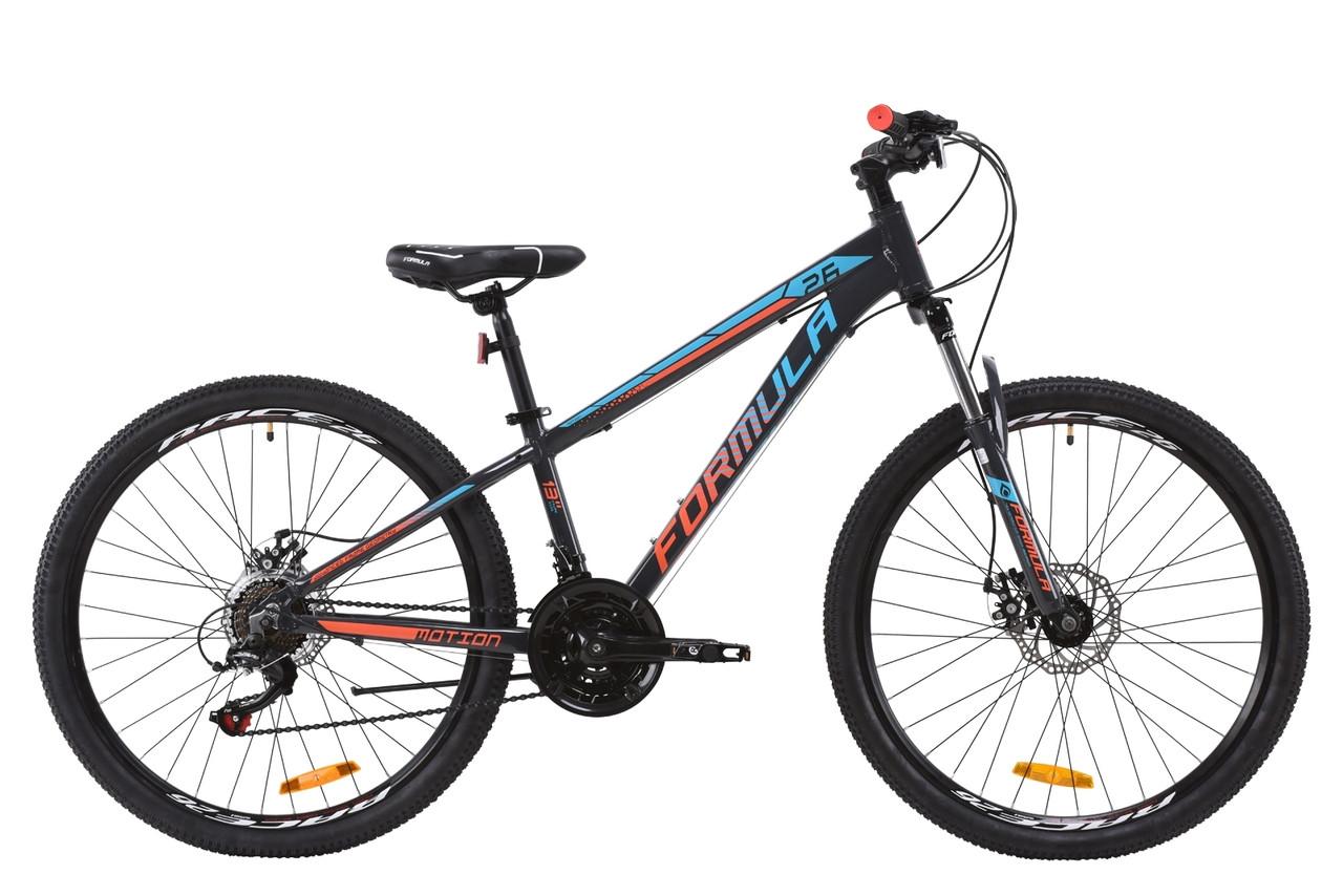 """Горный алюминиевый велосипед  27.5"""" Formula MOTION DD 2020 AL"""