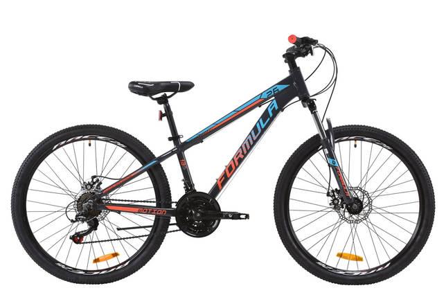 """Горный алюминиевый велосипед  27.5"""" Formula MOTION DD 2020 AL, фото 2"""