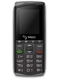 Телефон Sigma 50