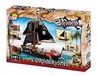 Конструктор Cobi Пираты  Корабль COBI-6020