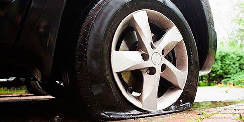 Спустило колесо - насос для автомобильных шин