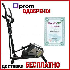 Орбитрек для похудения эллипсоид магнитный компактныйдля дома HouseFit ХаусфитHB 8194EL