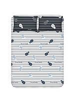 Простынь с наволочками Enlora Home - Inside antrasit серый 240*260 евро