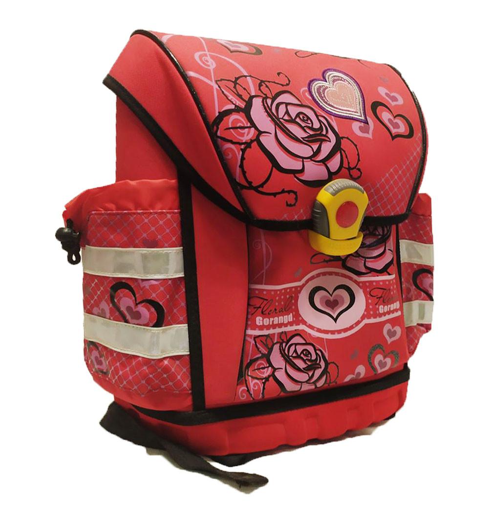 Рюкзак школьный T02-D девочке
