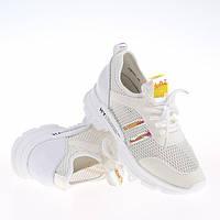 Женские легкие кроссовки Lonza F90365 WHITE ВЕСНА 2020 /// FB90365, фото 1