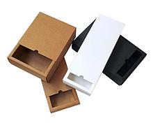 Коробка подарочная картонная 14 см