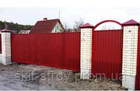 Профнастил стеновой ПС20 0,45мм Словакия US Steel Kocise, фото 3