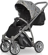 Дитяча універсальна прогулянкова коляска Riko Vivo 03