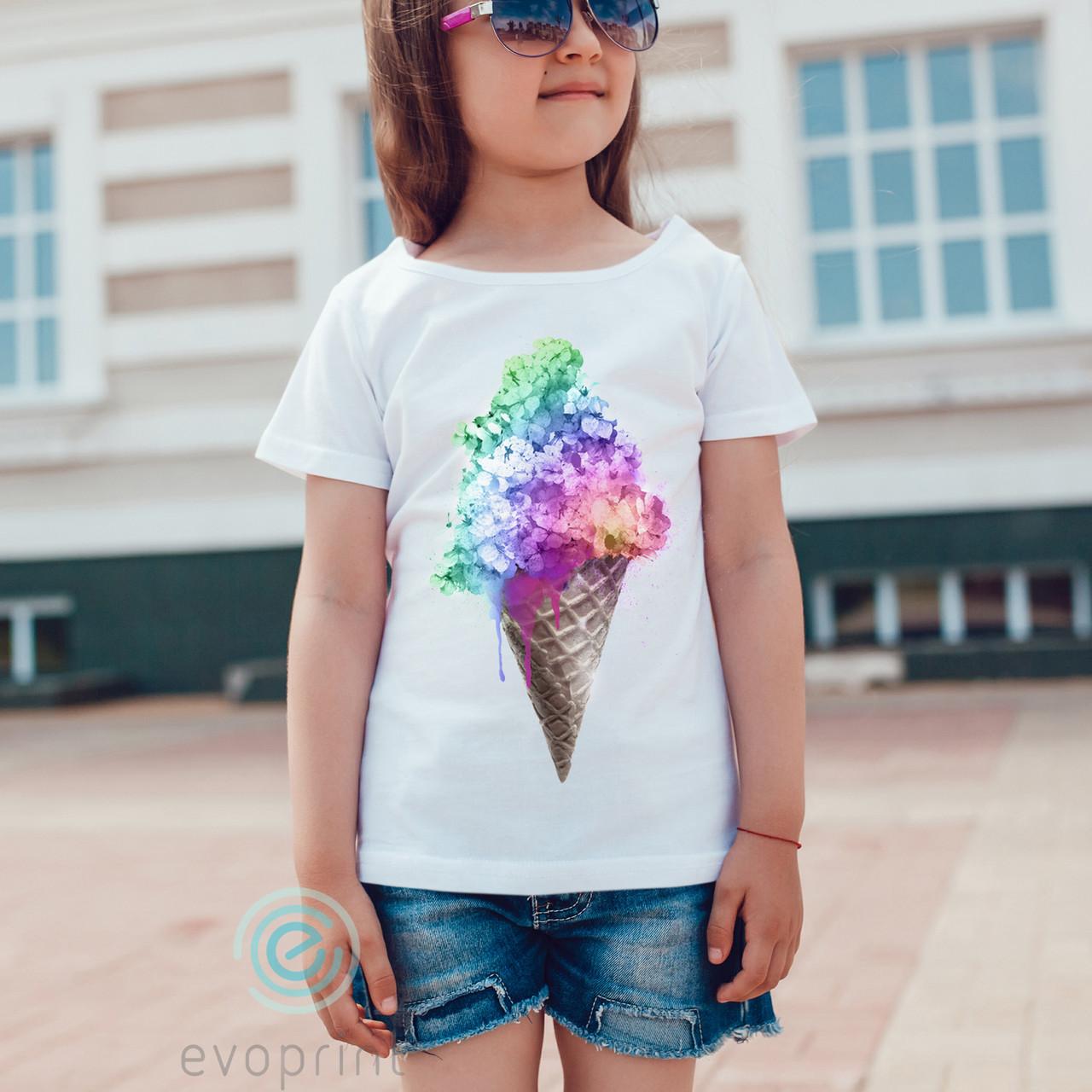 Услуги качественной печати на детской одежде