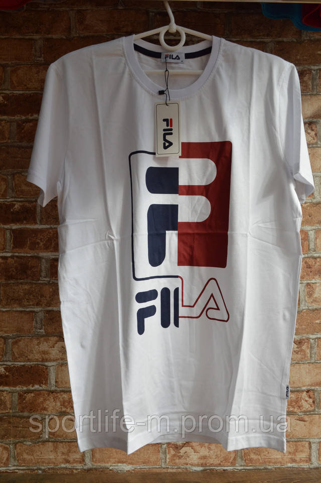 мужская футболка фила