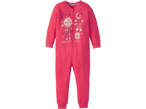 Кигуруми, пижама для девочки Monster Lupilu (Германия) р.110/116