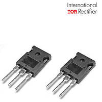 IRGP50B60PD1PBF  биполярный транзистор с изолированным затвором (IGBT) 600V Warp2 150kHz 50A TO-247 390W