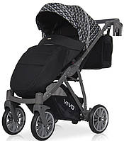 Детская универсальная прогулочная коляска Expander Vivo 01 Carbon