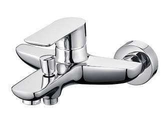 Смеситель для ванны Delight 75502800 ASIGNATURA, однорычажный с коротким изливом хром