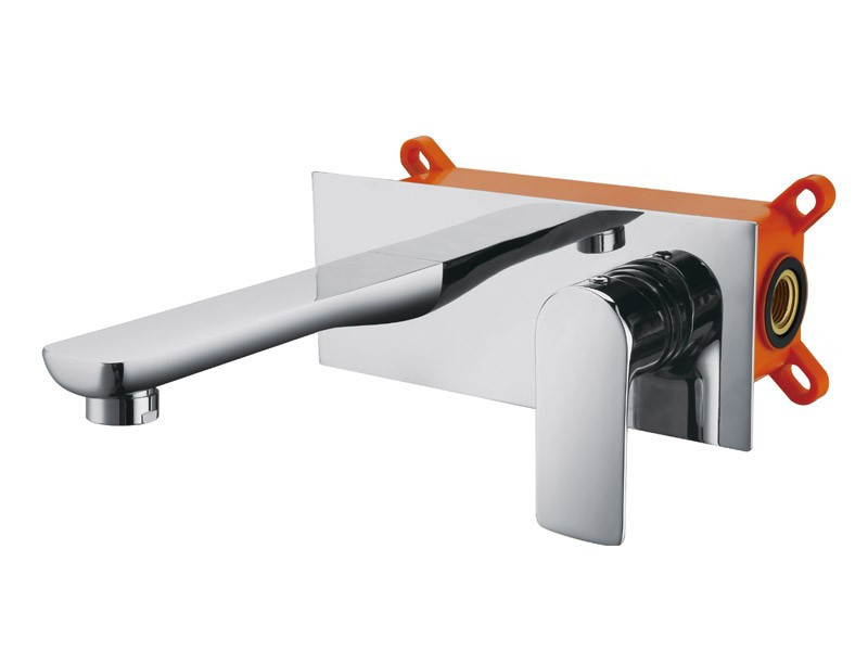 Змішувач для умивальника Delight 75501900 ASIGNATURA змішувач вбудований хром