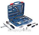 Набор головок ключей инструментов 94 шт Torx Tagred Польша рожково-накидные ключи, фото 9