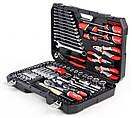 Набор головок ключей инструментов 122 шт Yato YT-38901 Польша, фото 4