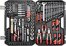 Набор головок ключей инструментов 122 шт Yato YT-38901 Польша, фото 9