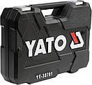 Набор головок ключей инструментов 108 шт Yato YT-38791 Польша, фото 6