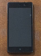 Телефон Leagoo Z6 + чехол (силиконовый) на запчасти или восстановление