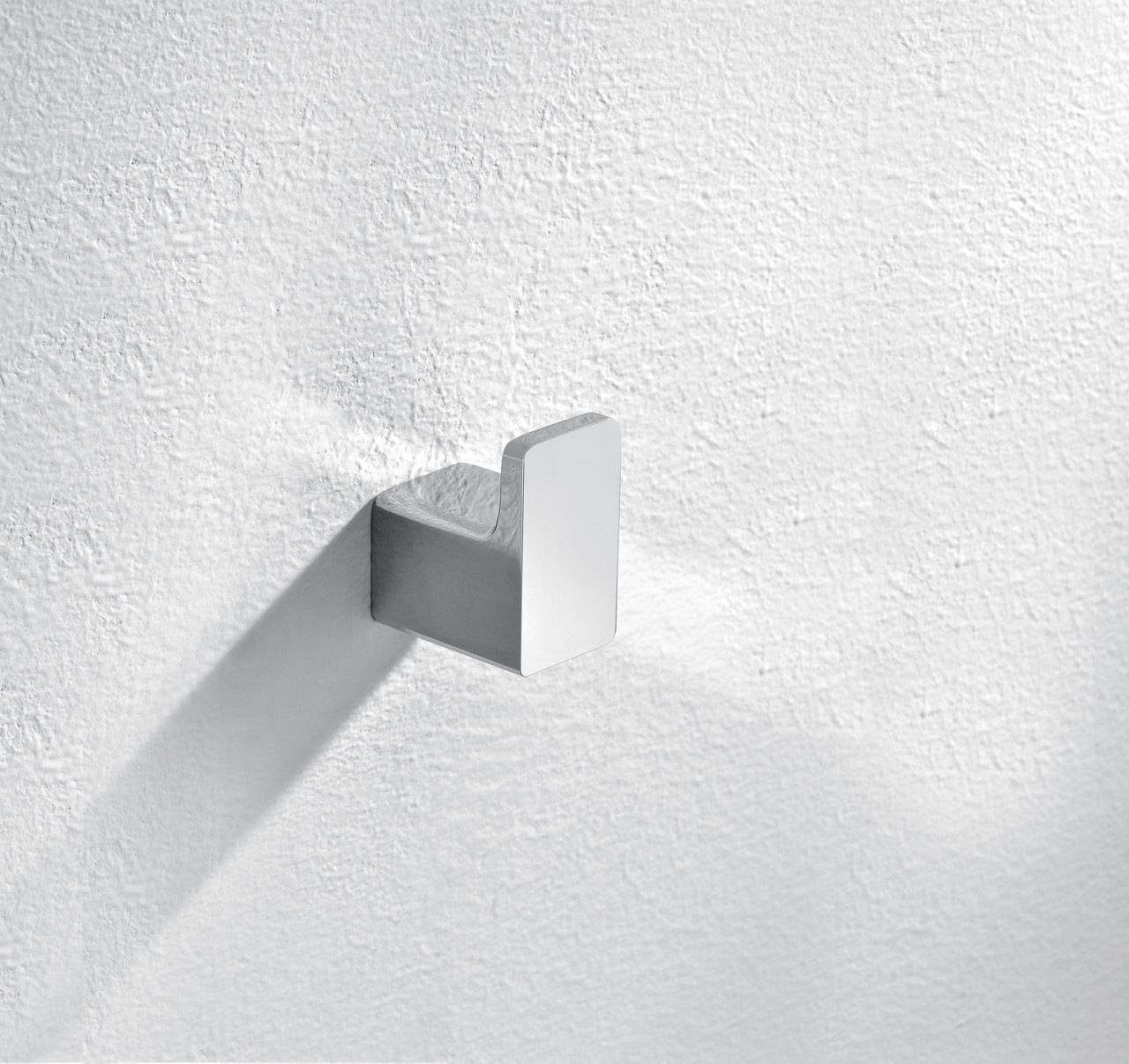 Крючок одинарный Intense 65603800 ASIGNATURA, Крючок для полотенец хром