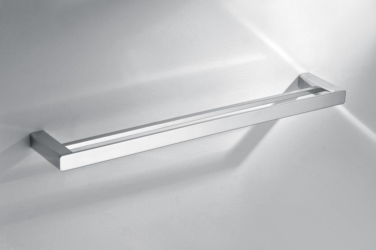 Полотенцедержатель Intense 65608800 ASIGNATURA, Полотенцедержатель двойной хром