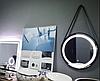 Зеркало с LED подсветкой Unique 85401802 ASIGNATURA, Зеркало для ванной комнаты круглое 60*60 см, фото 3