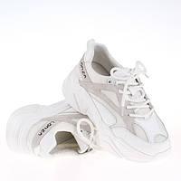 Женские легкие кроссовки Lonza F91789-2 WHITE весна 2020, фото 1
