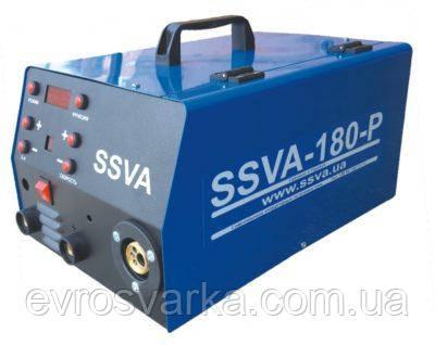 Сварочный полуавтомат SSVA-180-P-TIG