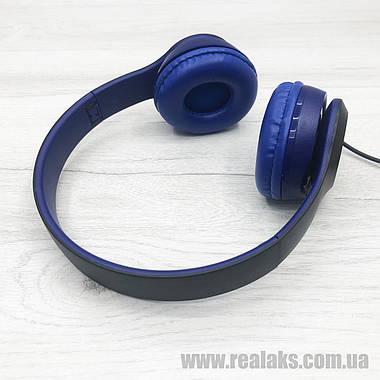 Наушники проводные BOROFONE B05 (Blue), фото 2