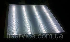 Светодиодный светильник Ecolamp Призматик 600х600 4100К  40Вт 3000Lm, фото 2