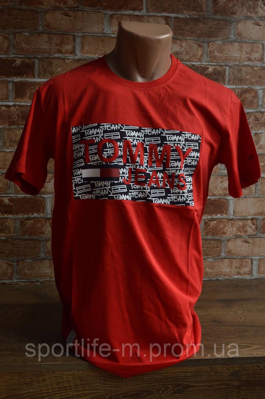 5017-Мужская футболка Tommy Jens 2020