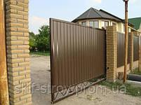 Профнастил ПС10 и ПС20 Оptima Steel 0,5мм, фото 7