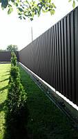 Профнастил ПС10 и ПС20 Оptima Steel 0,5мм, фото 3