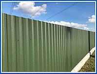 Профнастил ПС10 и ПС20 Оptima Steel 0,5мм, фото 8
