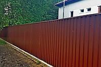 Профнастил ПС10 и ПС20 Оptima Steel 0,5мм, фото 9