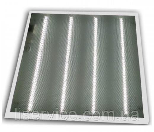 Светодиодный светильник Ecolamp Призматик 600х600 4100К  40Вт 3000Lm
