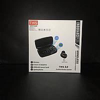 Беспроводные наушники вакуумные J16 BT LCD TWS Super Bass Bluetooth-гарнитура с боксом для зарядки