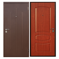 Двери входные не стандарт