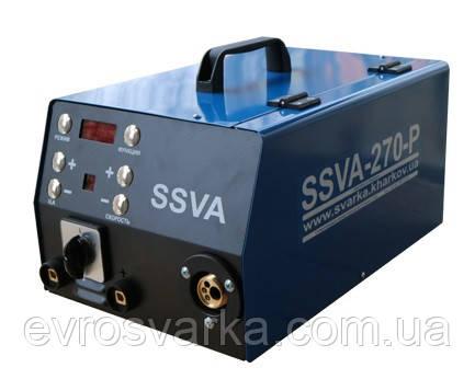 Сварочный полуавтомат SSVA-270-P / 220 / 4 ролика