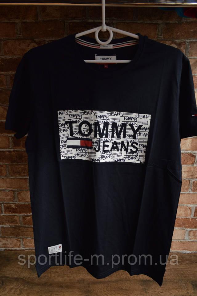 tommy jens мужская футболка