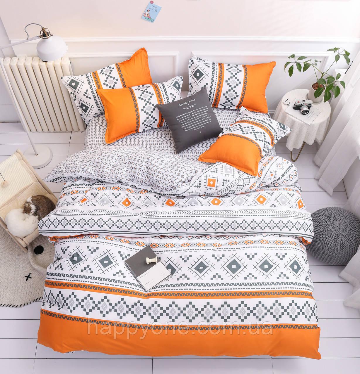 Комплект постельного белья Орнамент (полуторный)
