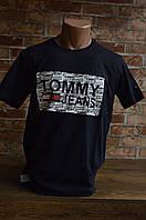 5014-Мужская футболка Tommy Jens-2020, фото 1